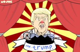 Donald Trump adalah Kemaluan Terbesar bagi Kebanyakan Warga Amerika