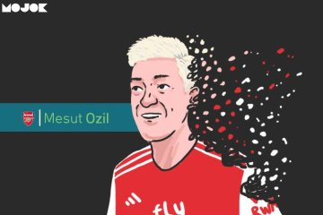 dilema mesut ozil dan arsenal MOJOK.CO