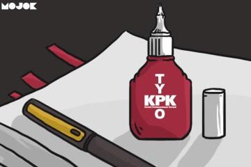 """UU KPK Belum Ditandatangani Gara-Gara Typo, Jangan Sampai Sefatal """"Mental Breadtalk"""""""