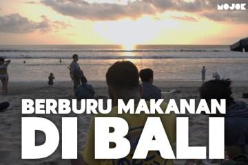 Berburu makanan di Bali #MeatAndGreat