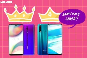 oppo vivo samsung ulasan gadget review hape spesifikasi kuasai pasar ponsel indonesia kuartal III 2019