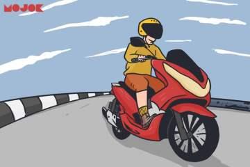 review honda pcx motor honda kelebihan kekurangan jok besar keyless sistem mojok.co