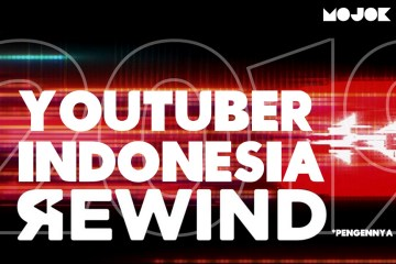 Youtuber Pilihan Mojok.co di 2019