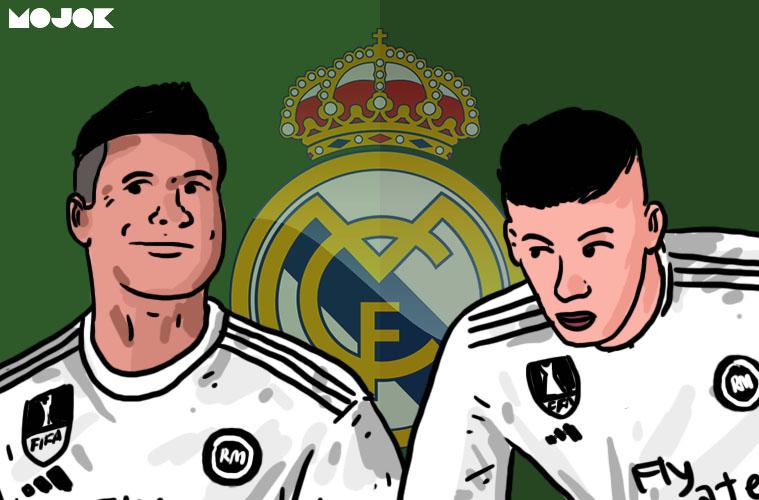 Casemiro dan Fede Valverde Seperti Lubang Hitam di Pertahanan Real Madrid MOJOK.CO
