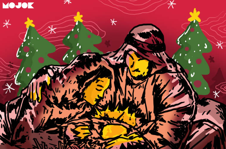 Ada Dukacita dalam Kisah Natal, tapi Cerita Ini Tak Kita Kenal