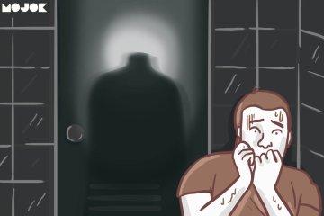 malam jumat hantu tanpa kepala