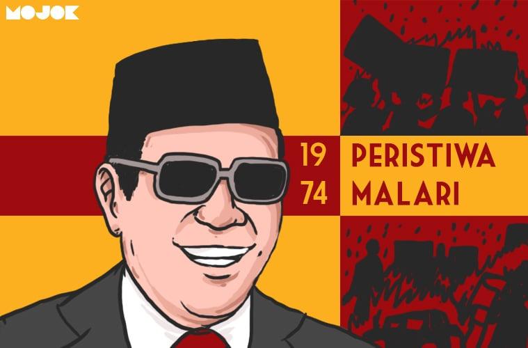 Ali Murtopo Peristiwa Malari