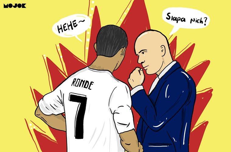 Real Madrid Juventus Roma Serie A Liga Italia MOJOK.CO