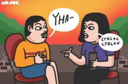 Betapa Memuakkannya Teman yang Curhat Terus, tapi Bebal Dinasihati