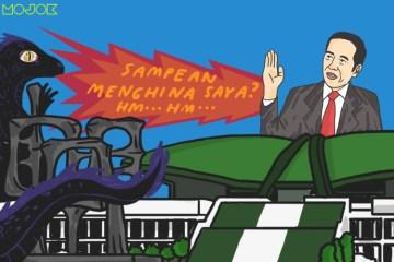 Alasan Kenapa Kita Baiknya Terima Aja Aturan Larangan Hina Presiden Jokowi dan Pejabat Negara