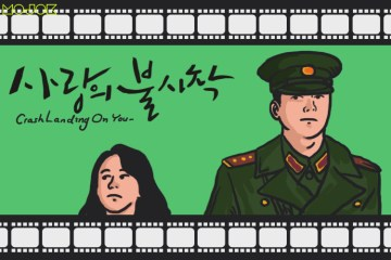 nonton drakor crash landing on you sub indo review hyun bin yoon seri kapten ri jung hyuk kim jong un korea utara korea selatan demiliterisasi mojok.co
