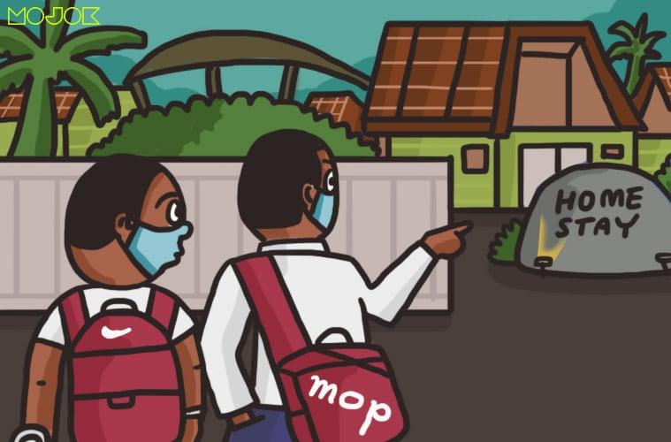 pace dan mace stay home dan homestay pelihara bebek mopapua guyon ala timur humor papua jokes orang timur mojok.co