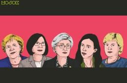 pemimpin perempuan mengatasi pandemi corona di seluruh dunia angela merkel tsai ing wen jacinda ardern erna solberg kang hyung wha mojok.co