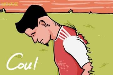 Arsenal Jodoh Philippe Coutinho bundesliga liga inggris MOJOK.CO