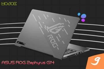 ASUS ROG Zephyrus G14 AMD Intel MOJOK.CO