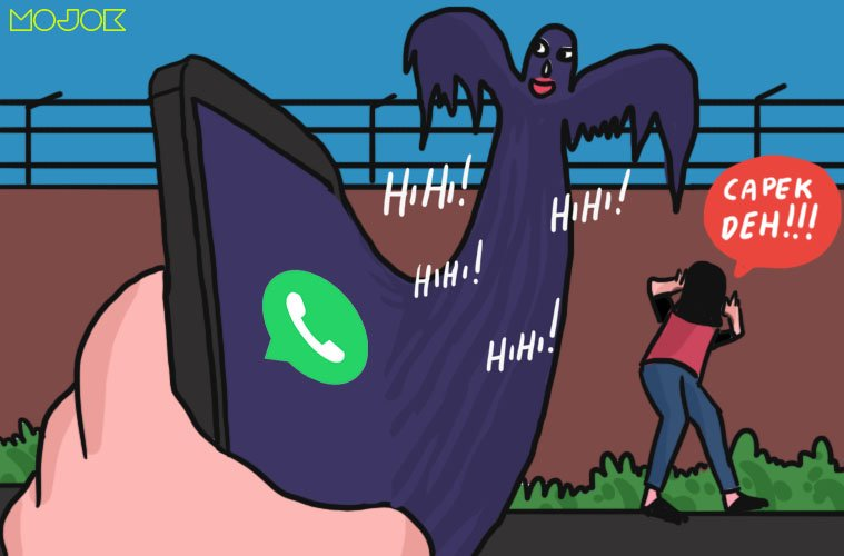 whatsapp bikin capek buka whatsapp menyeramkan notifikasi bejibun grup whatsapp alumni kampus ingin menghilang dari peradaban aplikasi paling menyebalkan mojok.co