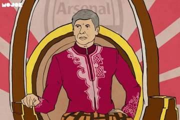 Mengingat Arsene Wenger dan George Weah Sebagai Monumen Peringatan George Floyd arsenal liga inggris MOJOK.CO