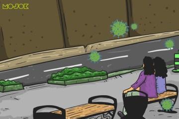 Jogja Aman Corona pandemi corona DIY PDP COVID-19 MOJOK.CO