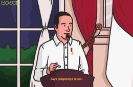 jokowi marah reshuffle menteri kabinet indonesia maju nama menteri mojok.co