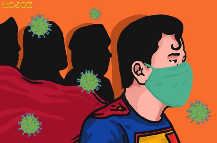 Superman Jokowi dan Sindrom Pahlawan yang Menjangkiti Politikus terawan pandemi corona jawa timur surabaya MOJOK.CO