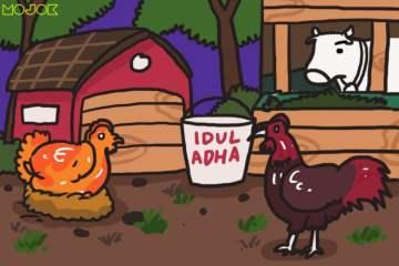 Tak Bolehkah Saya Ikut Kurban Meski Hanya Mampu Kurban Ayam, Gus?