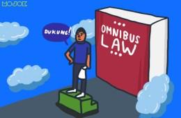 Alasan Mendukung Omnibus Law