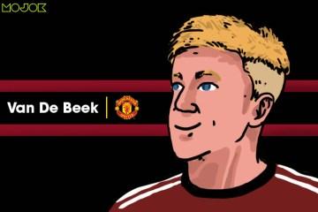 Donny van de Beek Memberi Warna Baru Sekaligus Ancaman di Lini Tengah Manchester United