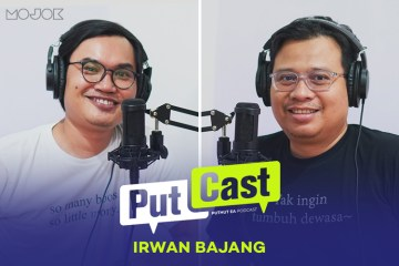 Kepala Suku Mojok ngobrol bareng Irwan Bajang, penggerak revolusi pameran buku yang melibatkan banyak penerbit indie & pegiat literasi.