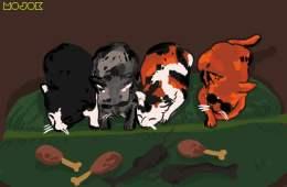 YouTube Kucing Petani Membuktikan Petani itu Kece dan Penyayang Binatang