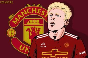 Manchester United Membeli Kecerdasan Donny van de Beek dengan Harga Murah MOJOK.CO