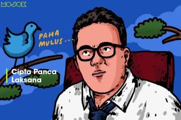 Guyon Bapak-bapak Politisi Demokrat dan Niat Tulus di balik Twit 'Paha Mulus'