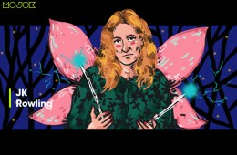 JK Rowling Si Penyintas 'Toxic Masculinity' yang Diserang SJW karena Transfobia