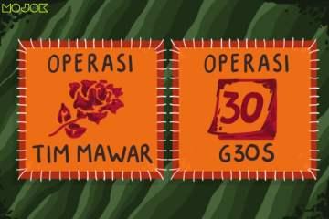 Kesia-siaan Operasi Tim Mawar dan Operasi G30S