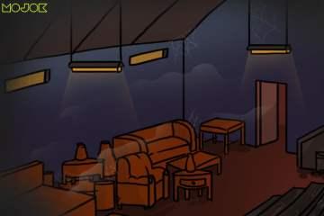Rumah Hantu: Berbagi Ruang Kantor dengan Hantu di Gudang Mebel MOJOK.CO
