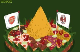 Arsenal dan AC Milan Mengajarkan Bahwa Kemenangan yang Buruk Tetap Harus Dirayakan MOJOK.CO