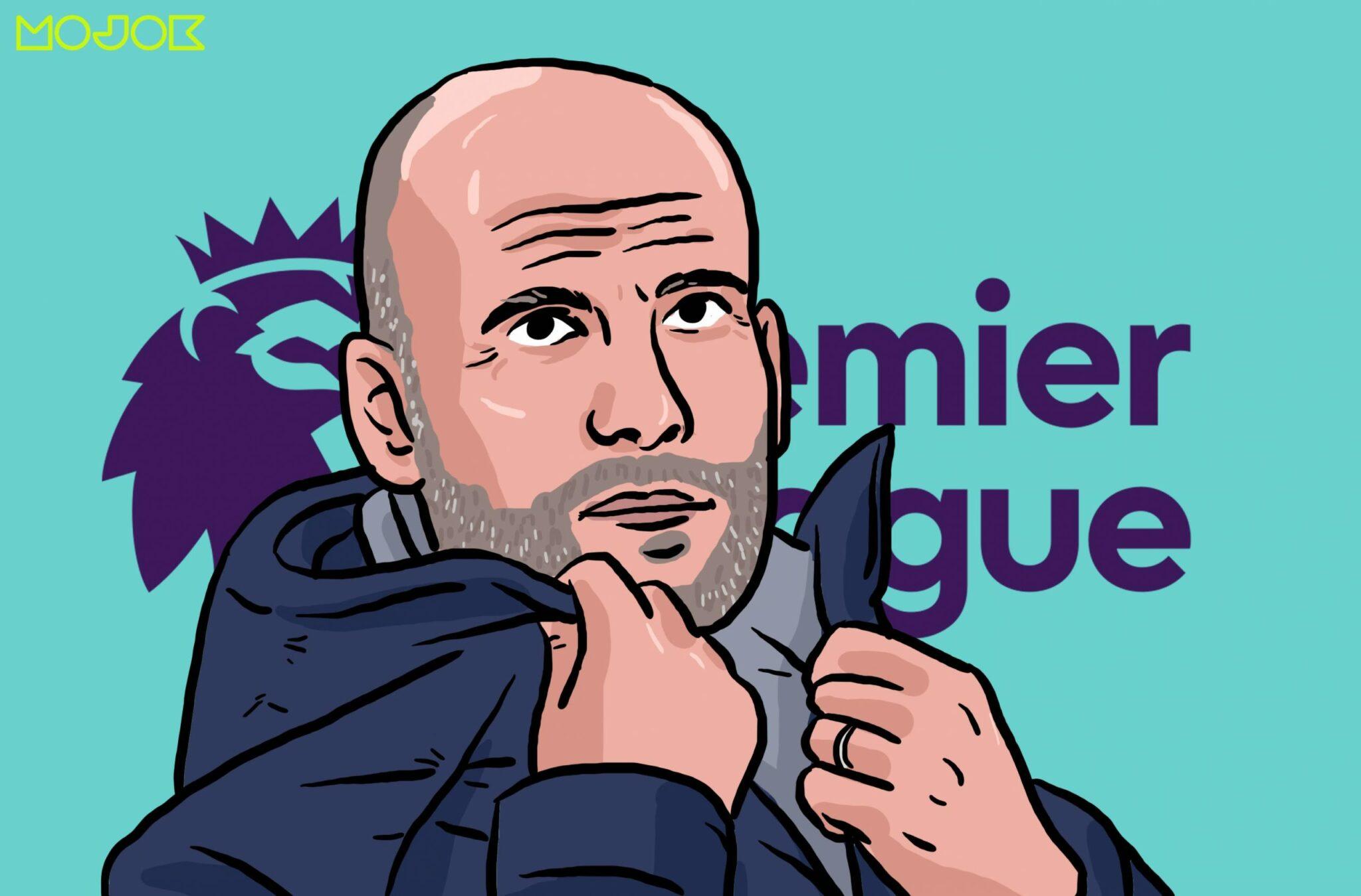Menghitung Penghasilan Pep Guardiola, Pelatih dengan Gaji Tertinggi di Liga Inggris