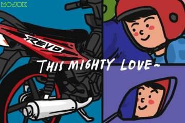 Honda Revo, Motor Artefak wujud Kasih Ibu dan Penguji Kesetiaan Pasangan MOJOK.CO