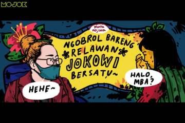 Yang Bisa Dilakukan Najwa Shihab kepada Relawan Jokowi Bersatu