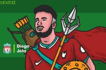 Diogo Jota: Ujung Tombak dengan Corak Berbeda, Bukti Kejelian Liverpool Membeli Pemain MOJOK.CO