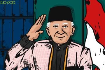 5 Panduan Bikin Partai dari Pak Amien Rais untuk Generasi Milenial