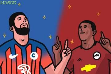 """Giroud dan Chelsea, Martial dan Manchester United: Menjadi Pembeda dan Terjebak Karma """"Gini Doang Grup Neraka?"""""""