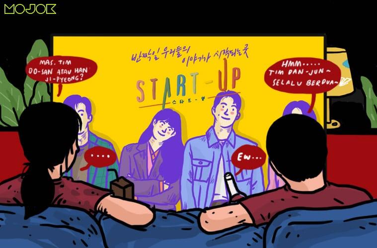 Jalan Cerita Serial 'Start-Up' Mengganggu Penonton Drakor? Lho, Justru Itu yang Bikin Gayeng