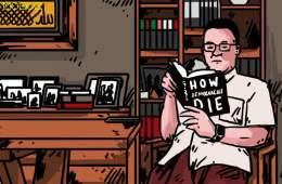 Pesan di Balik Hebohnya Foto Anies Baswedan Baca Buku 'How Democracies Die'