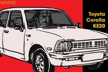 Toyota Corolla KE20, Mobil Goblok tapi Irit dan Fleksibel MOJOK.CO