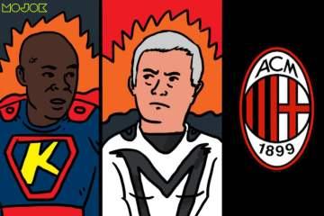AC Milan, Chelsea, dan Jose Mourinho Sudah Menemukan 'Core', Selanjutnya Mengejar 'Stability' MOJOK.CO