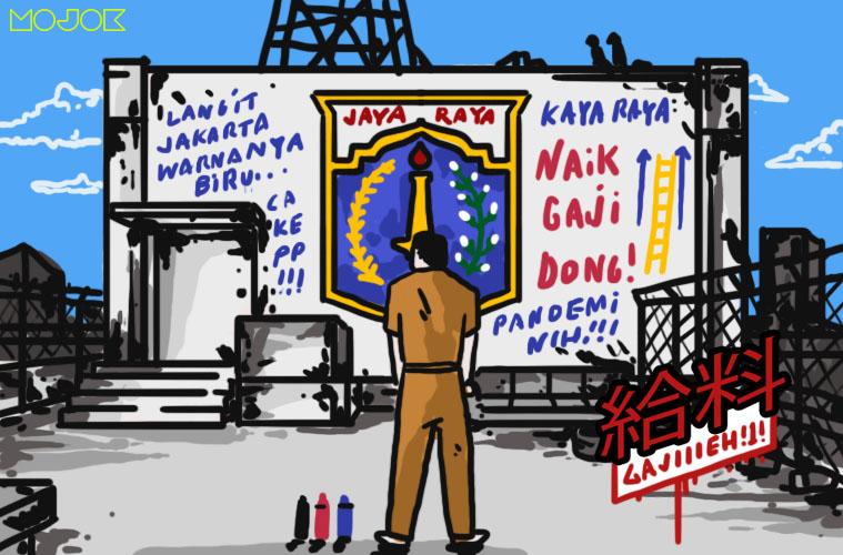 Kenapa Anggota DPRD DKI Minta Naik Gaji di Masa Pandemi Itu Masuk Akal?