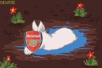 Bayangan Arsenal yang Muncul Ketika Mengingat Kalimat Bijak 'Kebodohan Tanpa Batas' MOJOK.CO