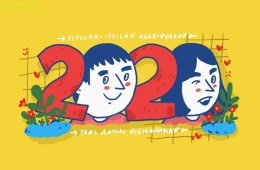 Dari WFH, Anjay, sampai Impostor: Istilah-istilah di Kaleidoskop 2020 yang Memorable
