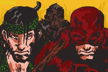 Alasan Daredevil dan Si Buta dari Goa Hantu Beneran Manusia Super bagi Saya