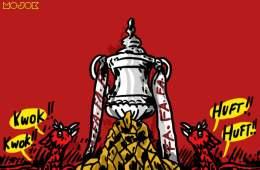 Liverpool Menderita di FA Cup, Manchester United Tersenyum, dan Manchester City yang Selalu Dapat Undian Ringan MOJOK.CO